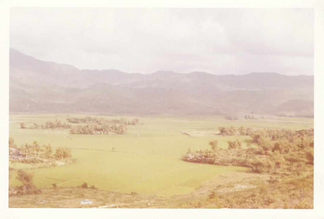 Northwest view hill 65