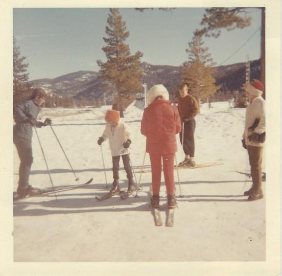 Lake Tahoe Ski Trip