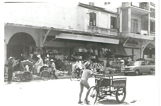 Da Nang City Commerce - 1968