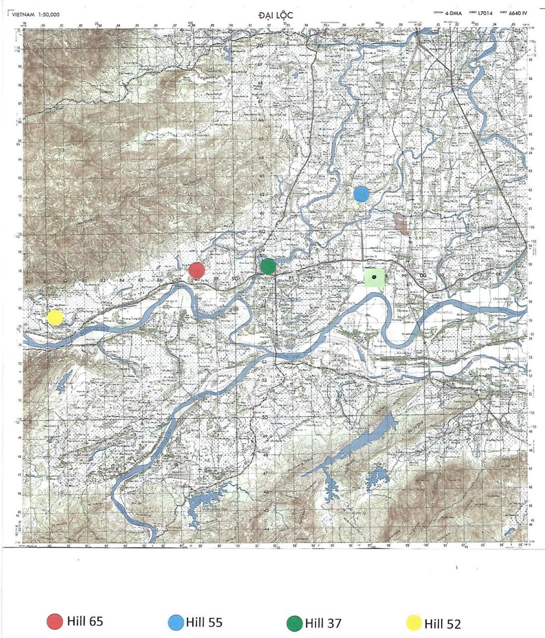 Dodge Map