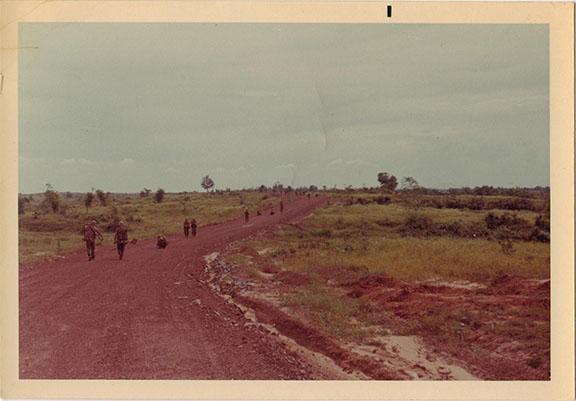 convoy road