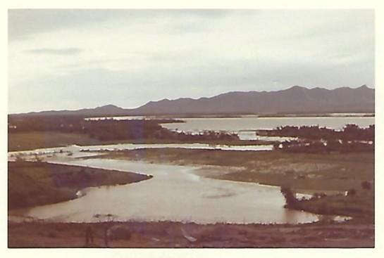 Flood recedes in An Hoa Basin
