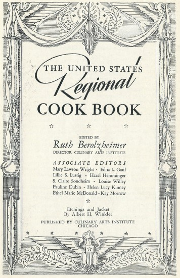 My Grandmother's Cook Book